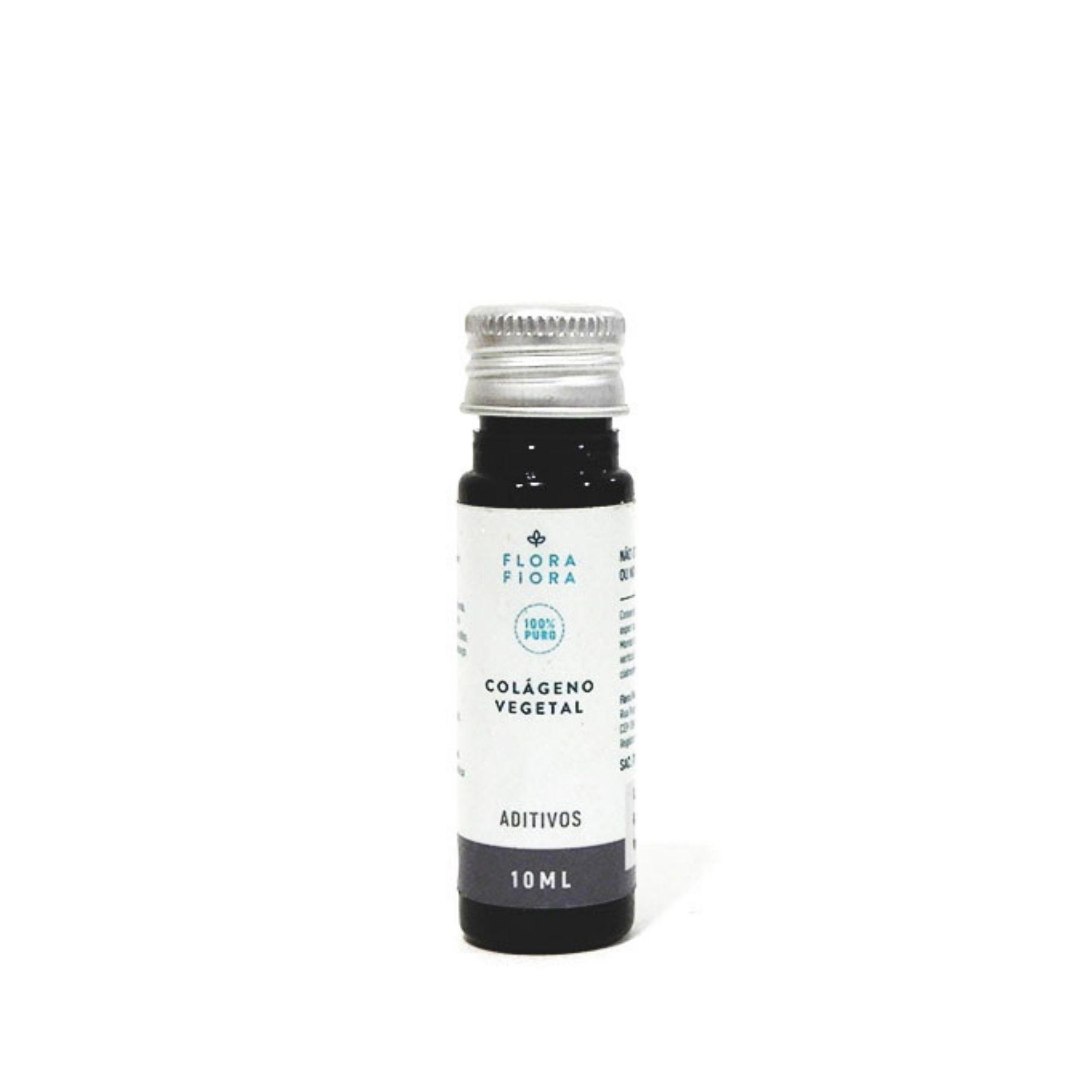 Colágeno Hidrolisado Vegetal (Líquido) - 10ml  - Flora Fiora