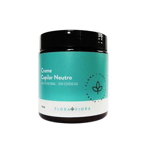 Creme Capilar Neutro  - Flora Fiora