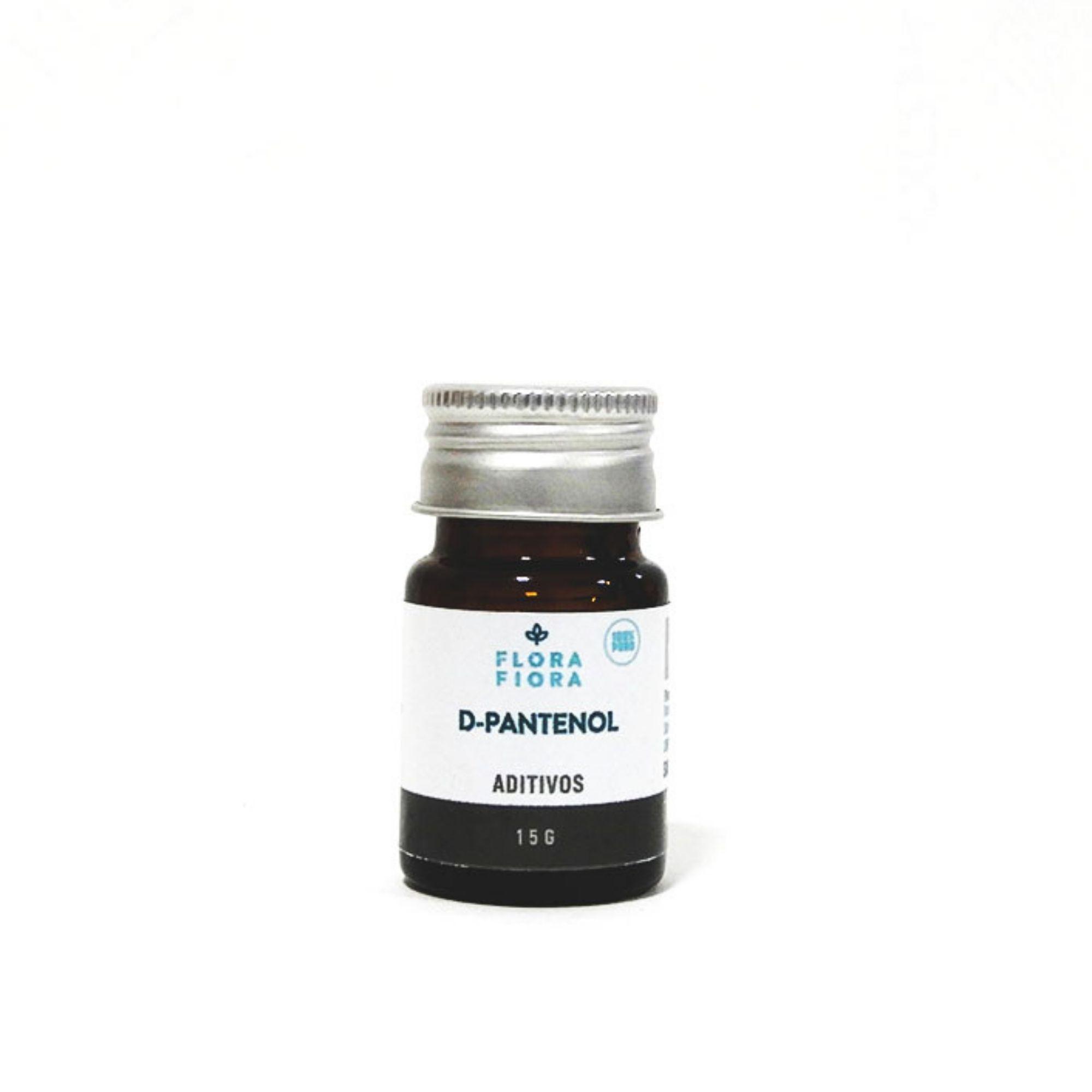 D-Pantenol - 15g  - Flora Fiora
