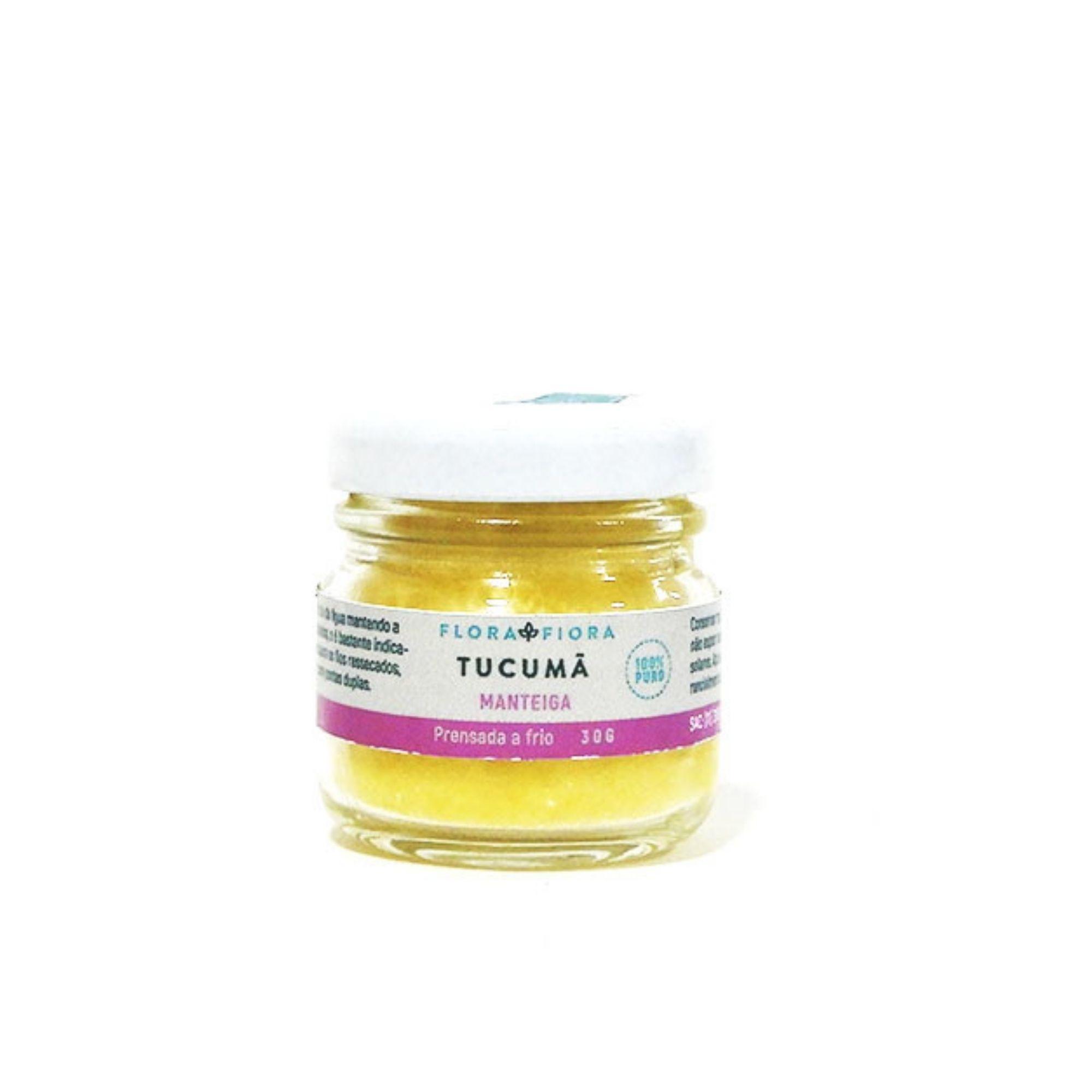 Manteiga de Tucumã  - Flora Fiora