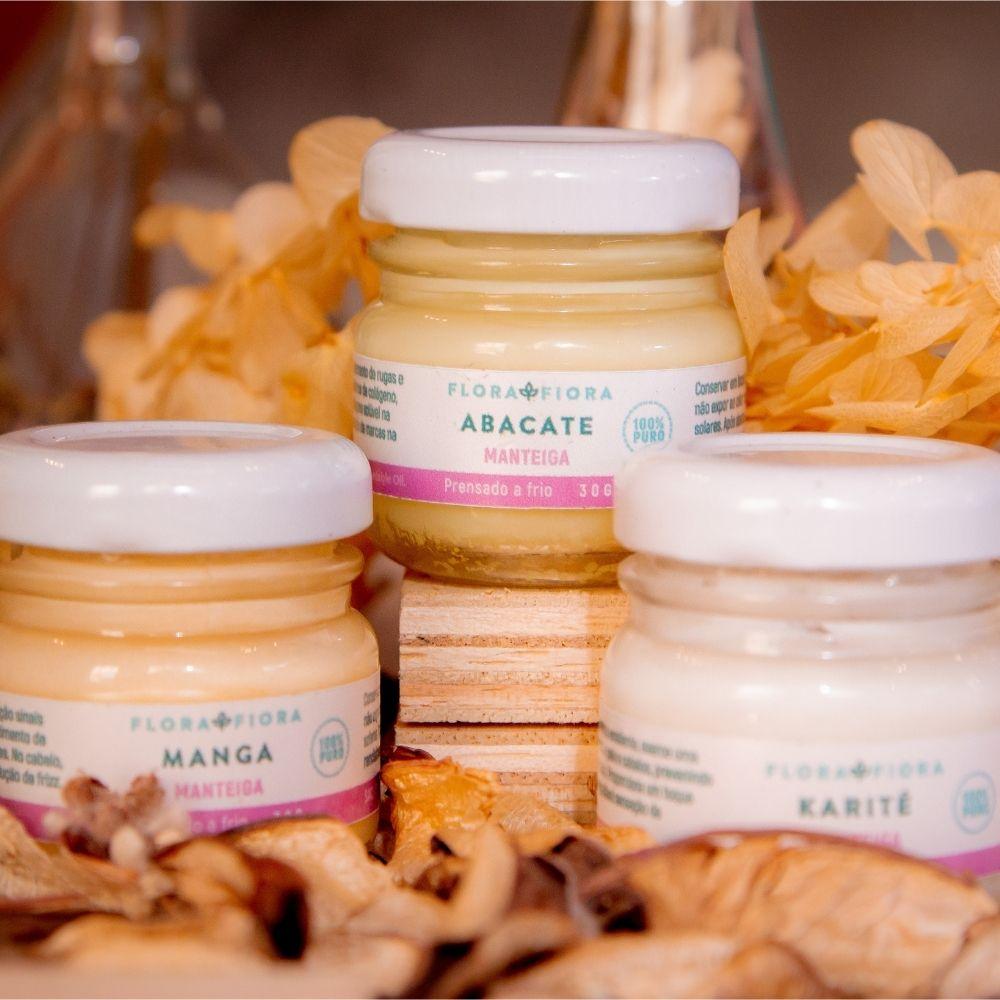 Manteigas Hidratantes  - Flora Fiora