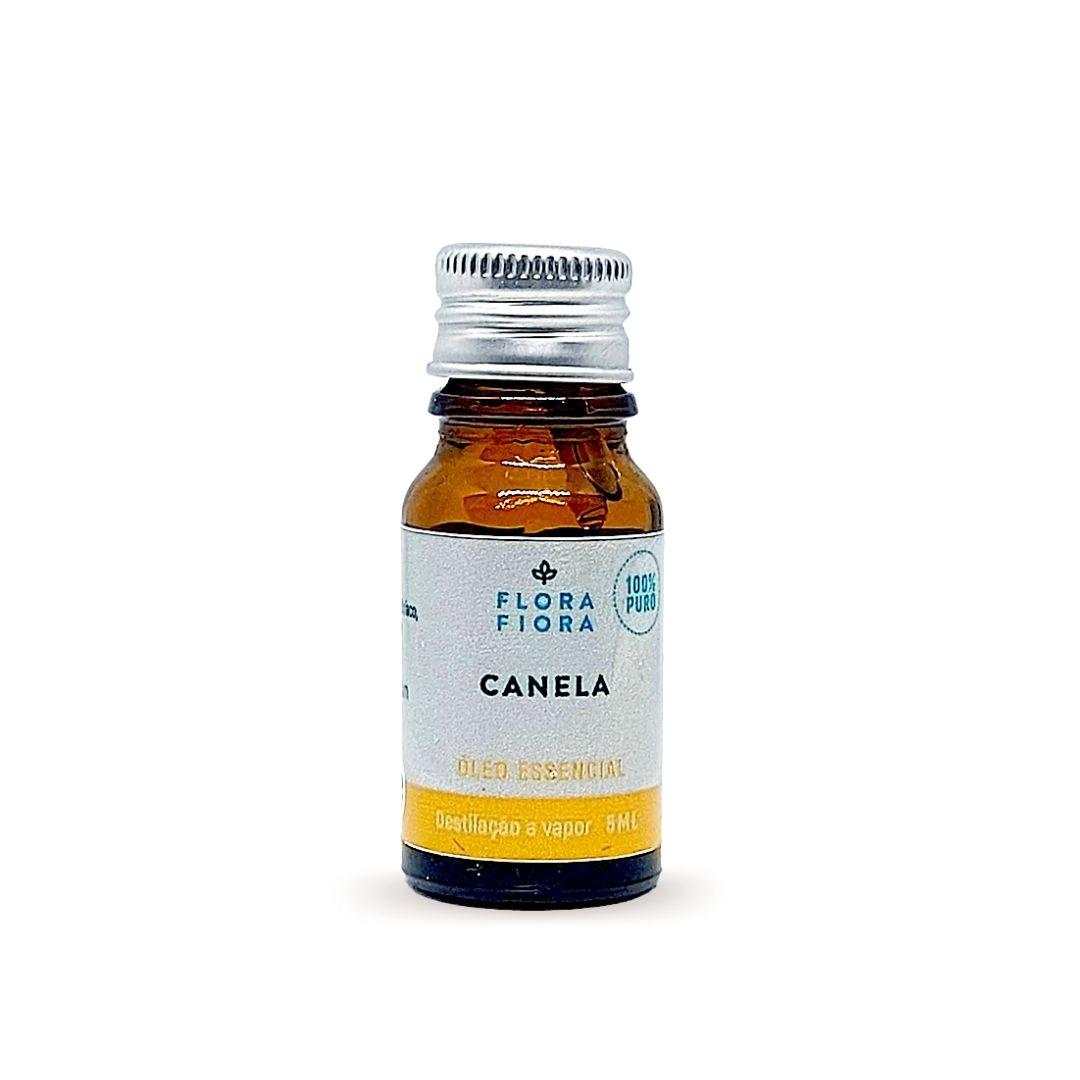 Óleo Essencial de Canela - 5ml  - Flora Fiora
