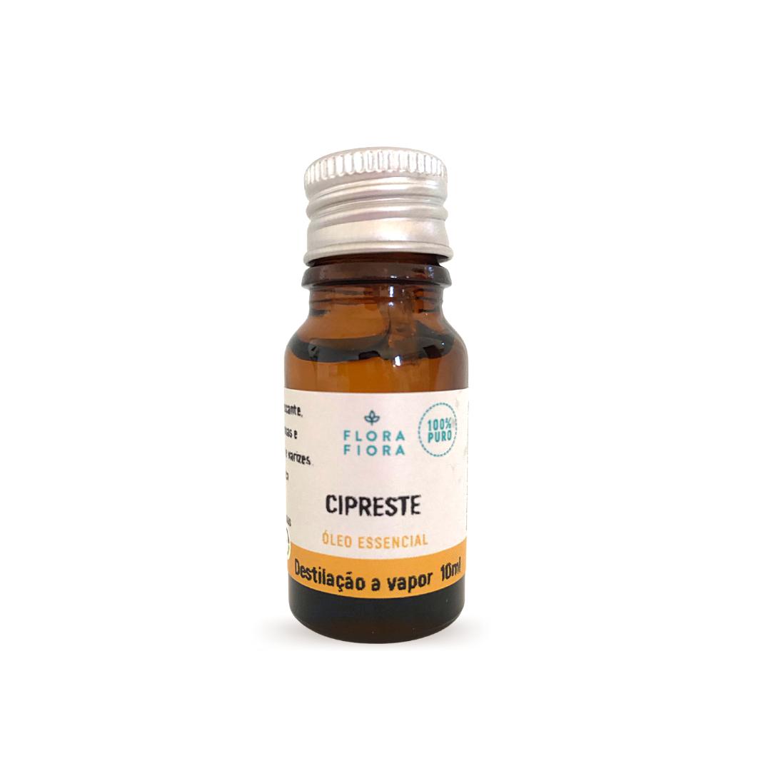 Óleo Essencial de Cipreste - 10ml  - Flora Fiora