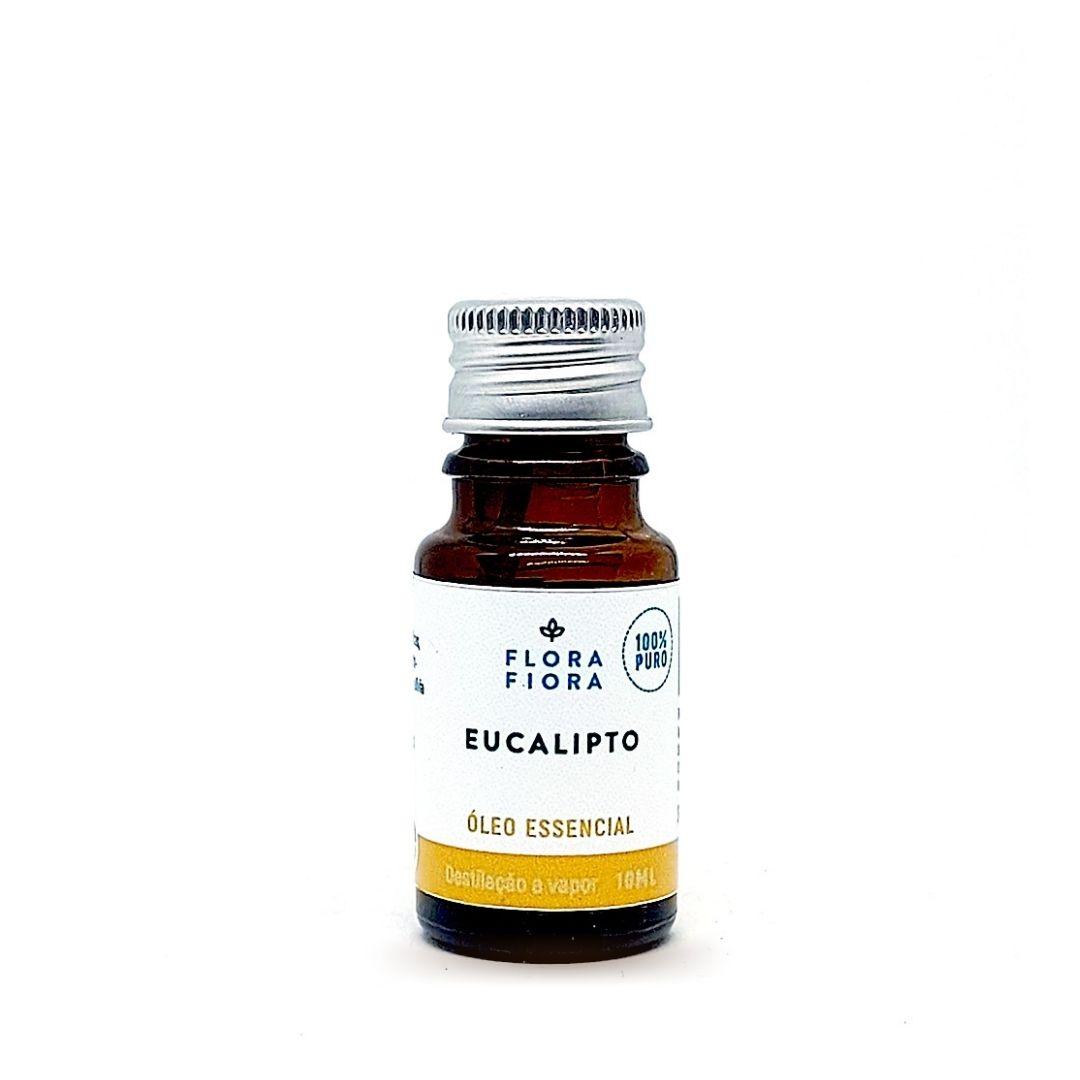 Óleo Essencial de Eucalipto (Globulus) - 10ml  - Flora Fiora