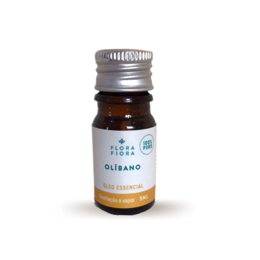 Óleo Essencial de Olíbano - 5ml  - Flora Fiora