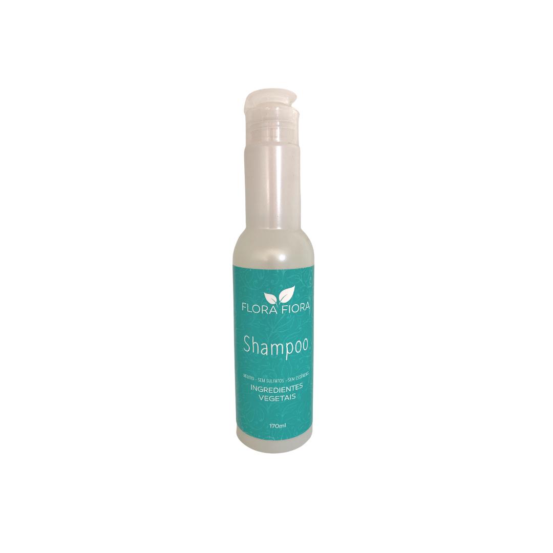 Shampoo Neutro  - Flora Fiora