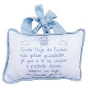 Almofada Santo Anjo Azul - Classic for Baby