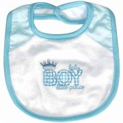 Babador Forrado Atoalhado Its a Boy - Classic for Baby