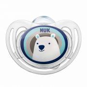 Chupeta Freestyle Classic Menino de 6 à 18 meses - NUK