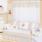 Kit Cama Baba Pique Prince 07 Pecas - Art For Baby