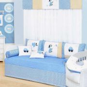 Kit Cama Baba Pique Clean Toys 06 Pecas - Art For Baby