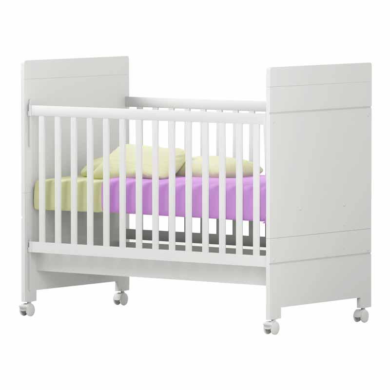 Quarto de Bebê Completo Fratelli 4 Portas Acetinado - Matic