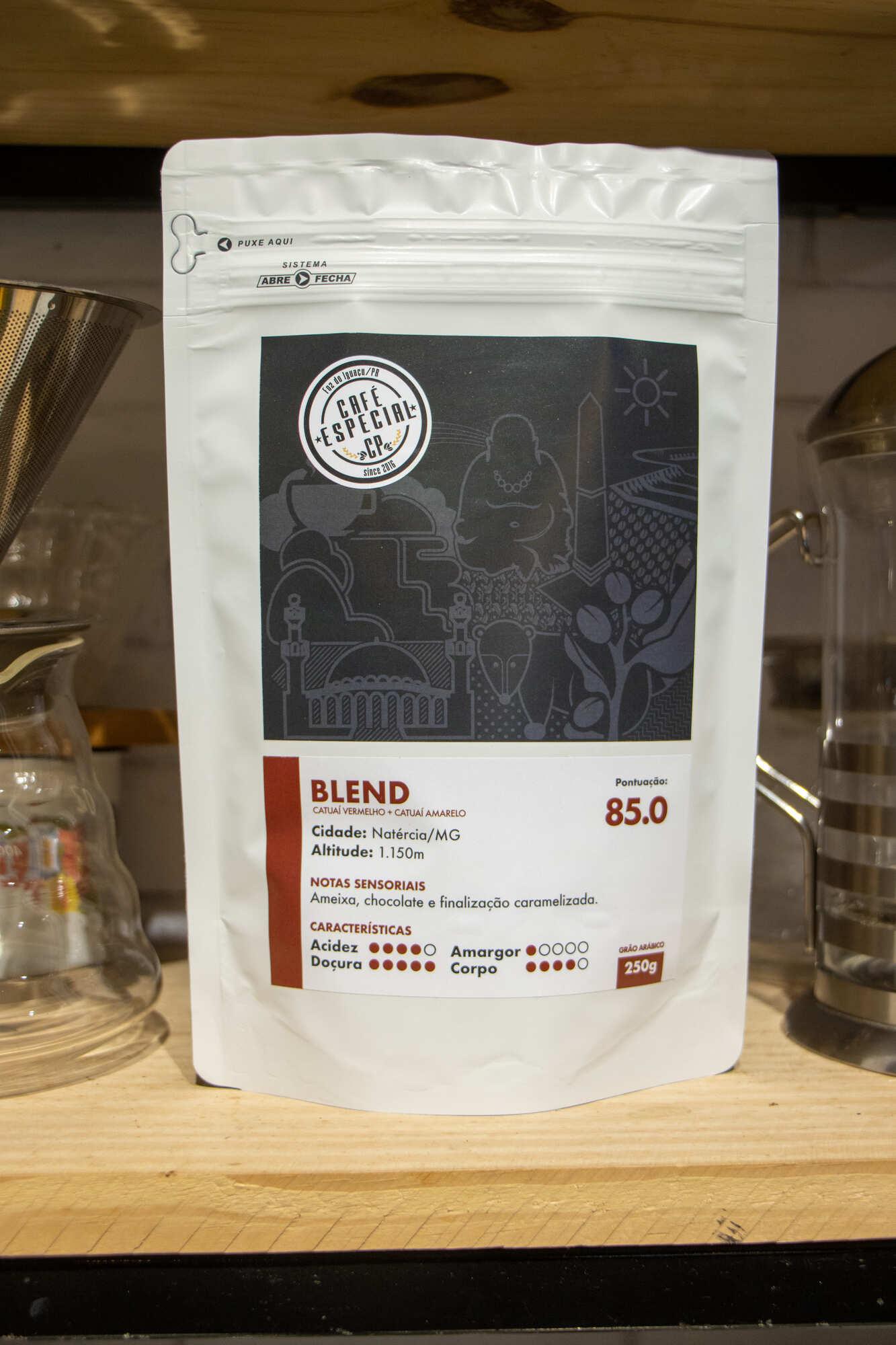 Café CP - Blend 250g
