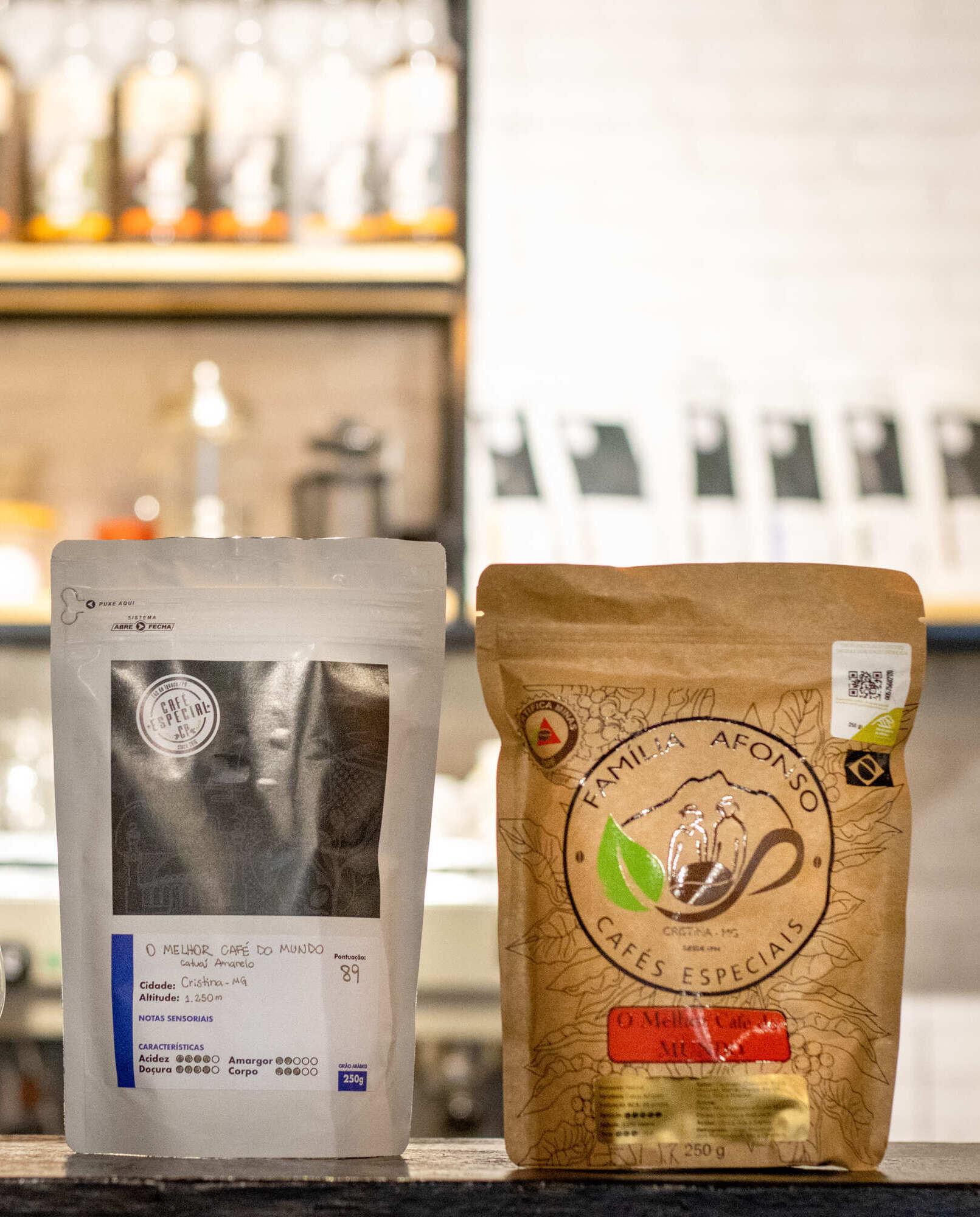 Café CP - Melhor Café do Mundo 250g