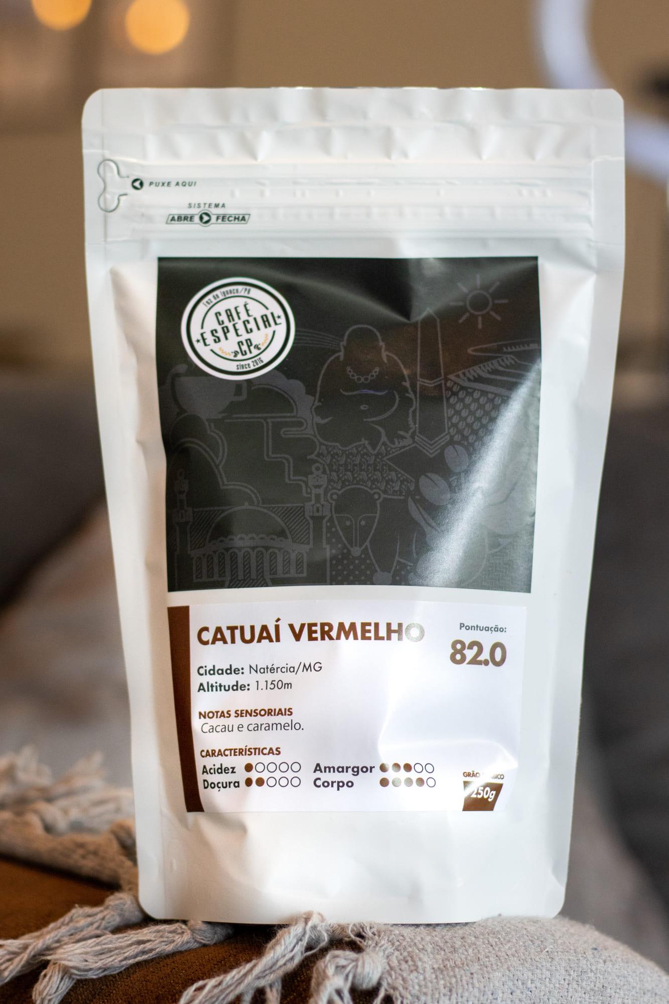 Café CP - Catuaí Vermelho 250g
