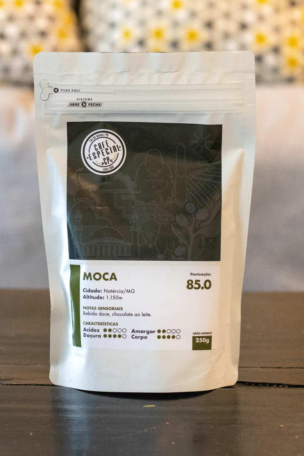 Café CP - Moca 250g