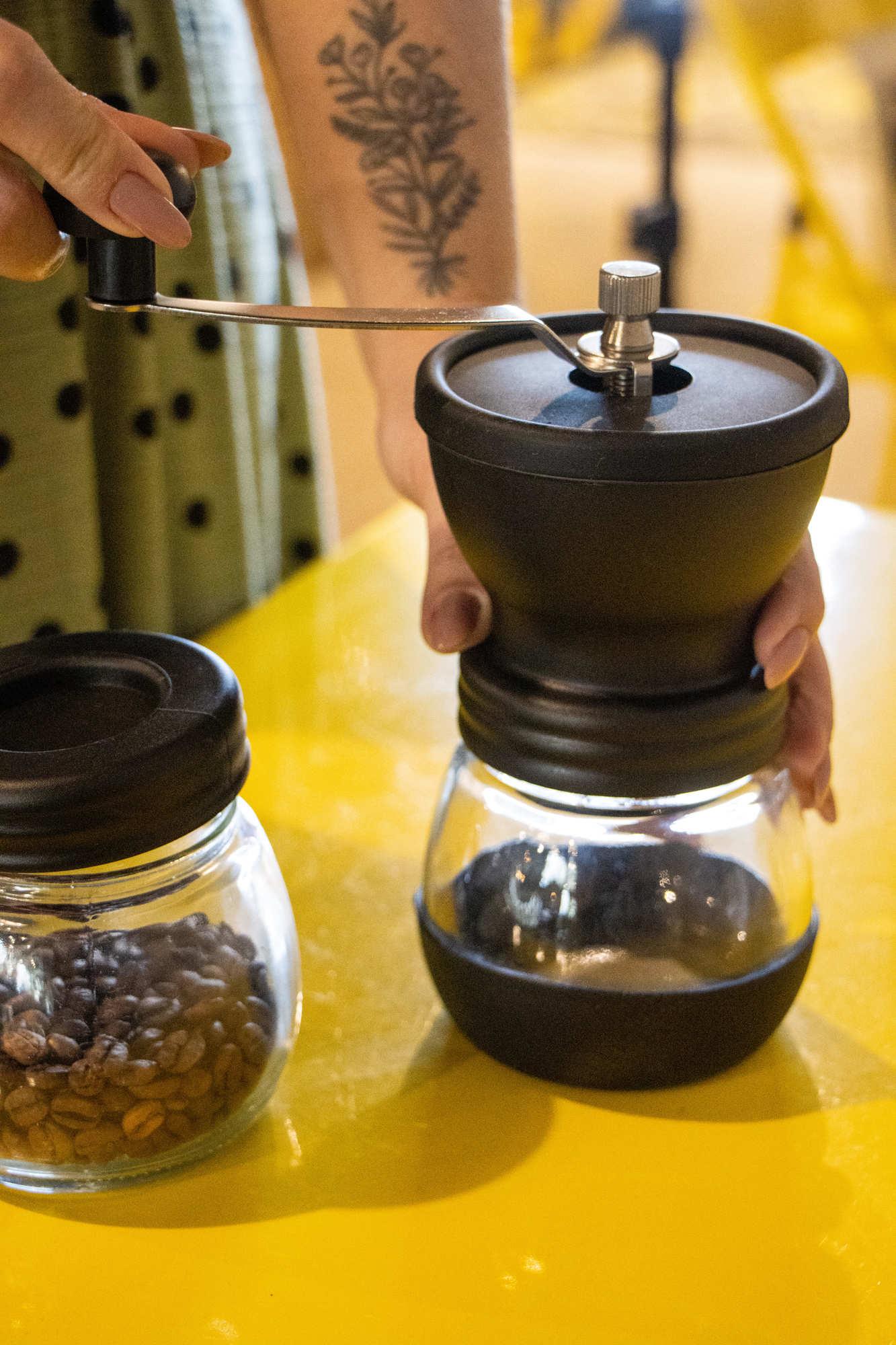 Moedor Manual de Café