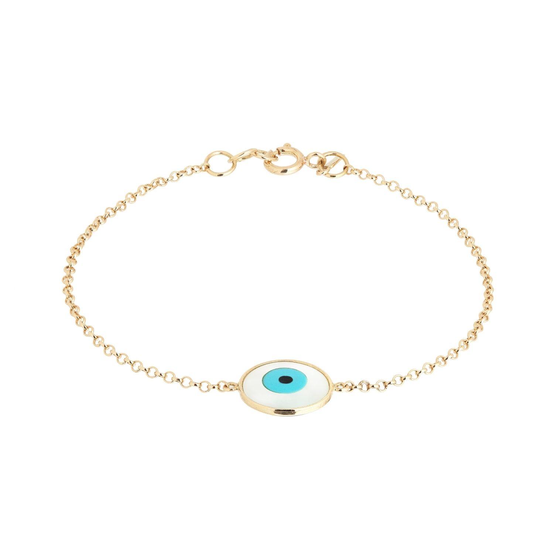 Pulseira - Coleção Olhos Grego