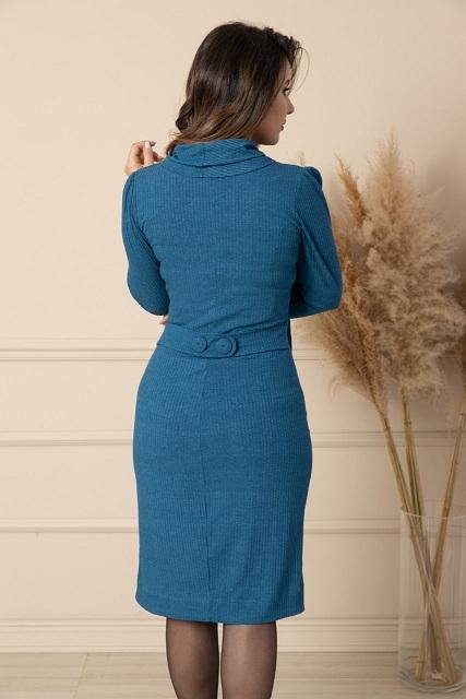 Vestido canelado Kaetun