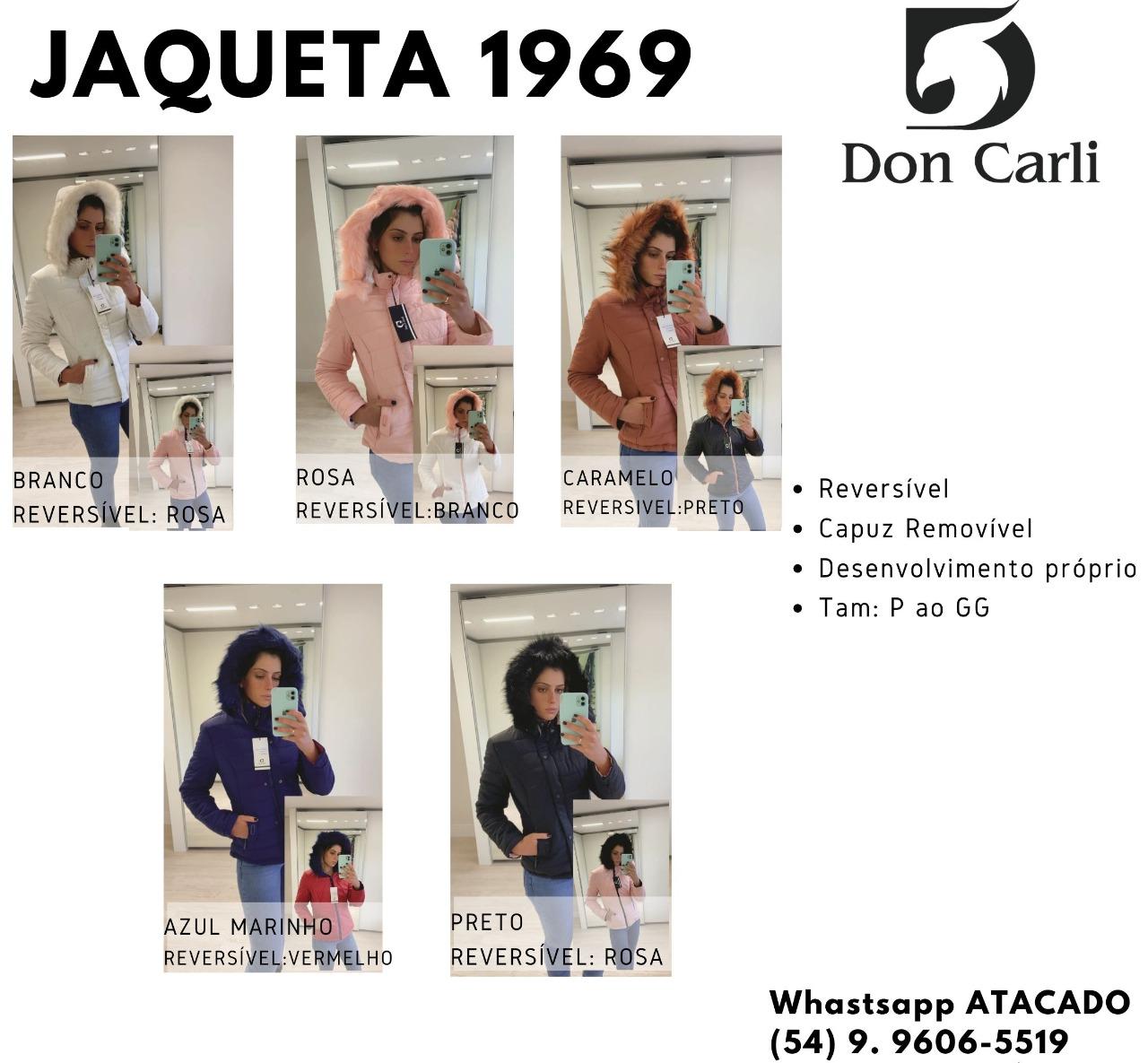 Jaqueta Don Carli 1969