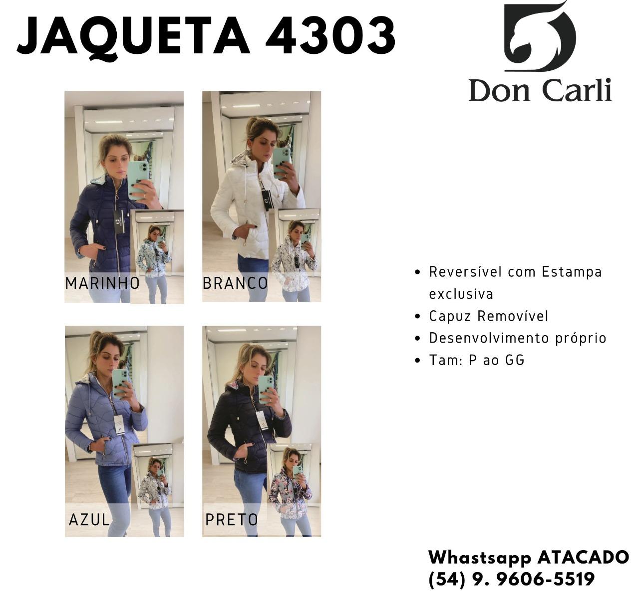 Jaqueta Don Carli 4303