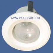 LUMINARIA DE EMBUTIR FIXA PARA LAMPADA REFLETORA  100W - JPC - REF 543