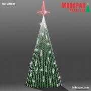 AR-034 - Arvore de Natal Gigante Led Festão - Glamour - (Veja tamanhos) 220V