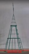 AR-043 - Estrutura Árvore de Natal Gigante - Kit Fácil Multiuso - (Veja tamanhos) 220V