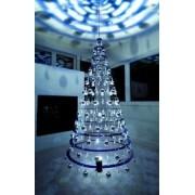 091-MD - Arvore de Natal Gigante - Moderna Spin Teto