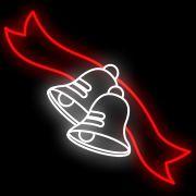 FI-040 - Sino com faixa Iluminado Led (veja opções)