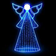FA130 - Anjo de Luz 3D - Tam 2,50 X 1,20 metros