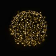 FI-131/050 - Bola de Natal  50 cm Esfera Gigante 3D Iluminada Led