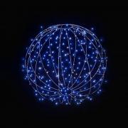 FI-131/150 - Bola de Natal  150 cm Esfera Gigante 3D Iluminada Led