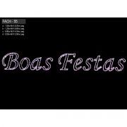 Boas Festas - F-55/A - MED 1,50 x 8,20 mts