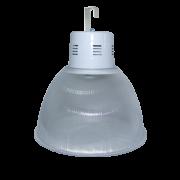 L07- Luminária Industrial Prismática 16 Pol Alojamento Balde - E40