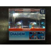 LAMP ESPECIAL Pisca 1 Polo Osram Diadem Bau15s Py21w 12v (par)