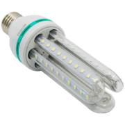 Lâmpada Bulbo 3U 12W LED Bivolt
