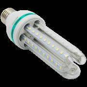 Lâmpada Bulbo 3U  7W LED Bivolt 3000K