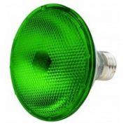 Lâmpada Par 38 Verde Halógena 100W 220V