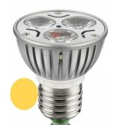 Led Dicróica Power Led JDR 3,5W Bivolt Branca Morna ELGIN E27