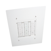 Luminária Posto de Gasolina Led 120W Lumiled Phillips 15.000 Lúmens