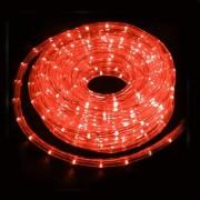 Mangueira Luminosa Led Vermelha  10 Metros