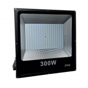 REFLETOR LED SMD - 300W - COR DO LED AZUL - IP 66