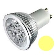 Super Led Dicróica 5W MR16 GU10 Bivolt