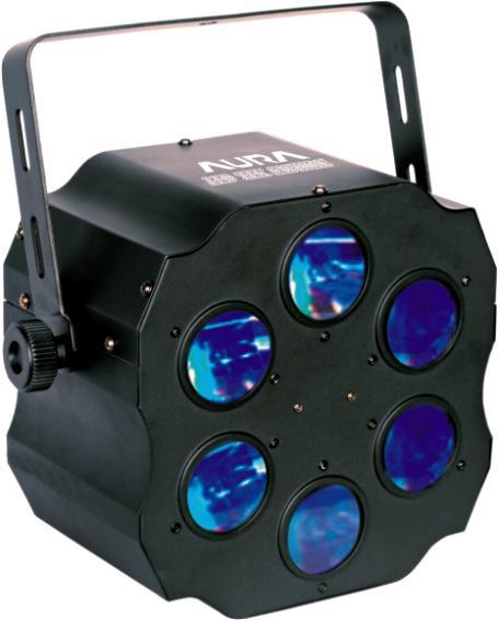LED TEK Saphire - RGB DMX