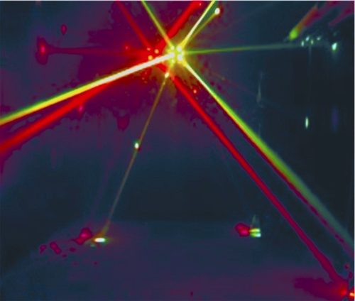 LED TEK DOUBLE BALL RGB