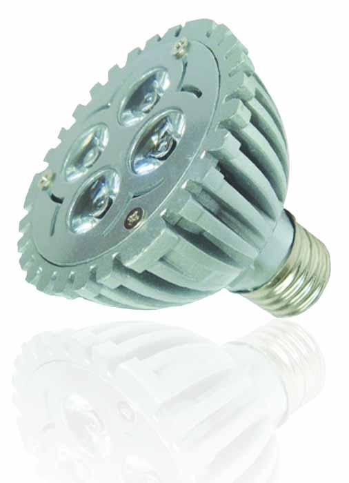 LL05 - Lâmpada PAR 20 Led BRANCA SUPER LED  6W 3000K BIVOLT E27