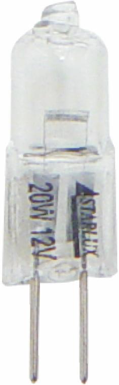 Lâmpada Especial JC 50W Bipino