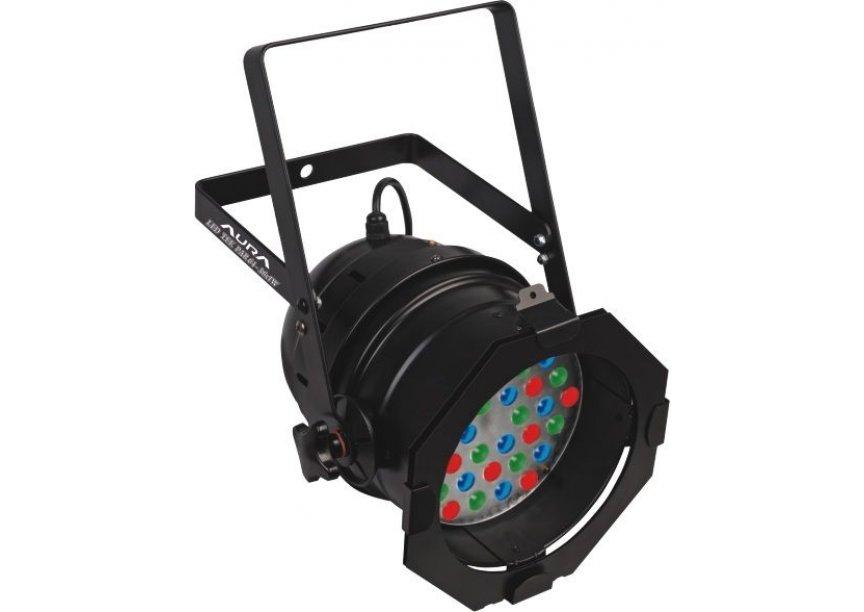 LED TEK CANHÃO PAR 64 PRO 36 RGB DMX