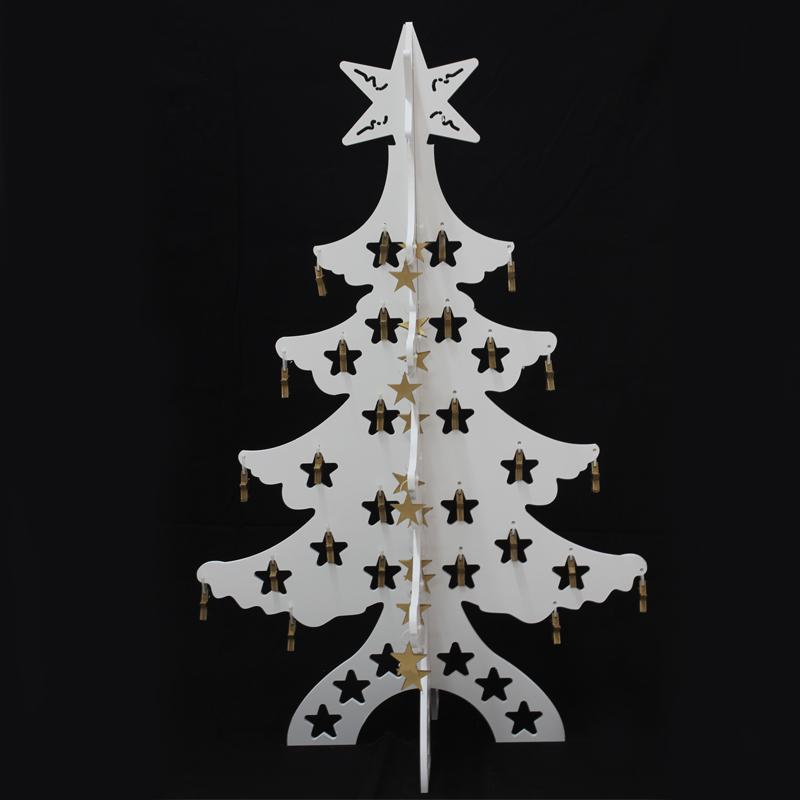 073-MD - Arvore de Natal Gigante Led - Pinheiro Estrelado  - Altura 1,17 Mts x Ø 0,75   Mts